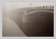 """фото """"Бородинский мост"""""""