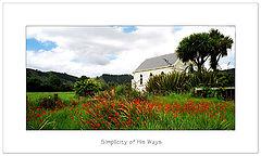 "photo ""Simplicity of His Ways"""