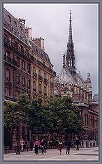 """фото """"Париж, Ситэ"""""""