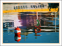 """photo """"Water Reflections..."""""""