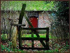 """фото """"old door"""""""