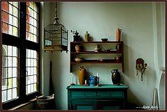 """фото """"interior old Antwerp"""""""