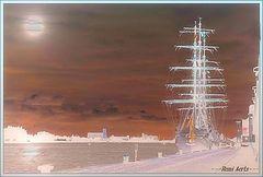 """фото """"sail boat"""""""
