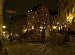"""фото """"вечер в старом городе"""""""