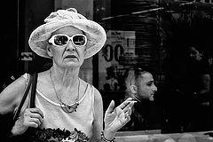 Коко Шанель - Раздел жанровый портрет - Фотография на фотосайте.