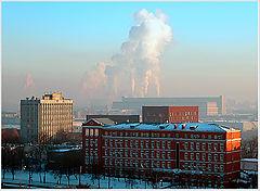 """фото """"Москва. Январь, 2010"""""""