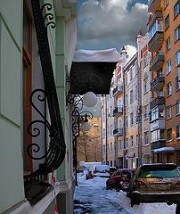 "photo ""Lanterns my city .."""