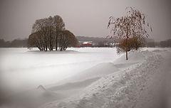 """photo """"Snowy silence ..."""""""