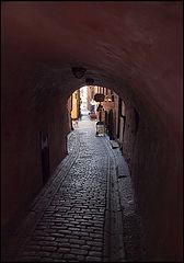 """фото """"Стокгольм. В узких улочках (3)"""""""