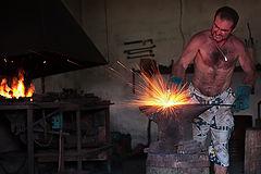 "photo ""blacksmith"""