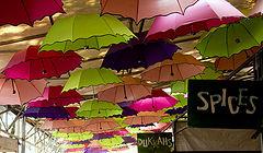 фото Небо в зонтиках...