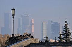 фото Московские миражи.
