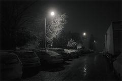 фото Первый снег...