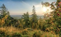 фото Солнечное осеннее утро