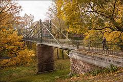 фото Мост в осень...