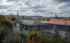 фото Осенняя Москва