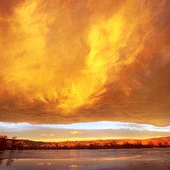 """фото """"Flash Of Sunrise"""""""