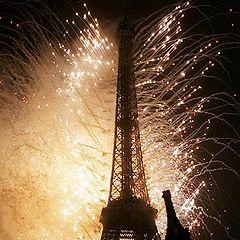 """фото """"New Years Paris"""""""