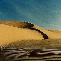 """photo """"Sand Dunes # 1"""""""