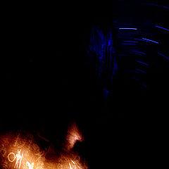 "фото ""Petroglyphs @ Night"""