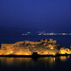 "photo ""Saladin Fortress"""