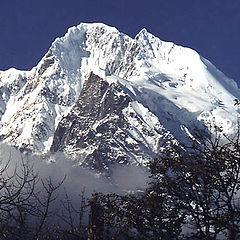 """photo """"Snow mountain II"""""""