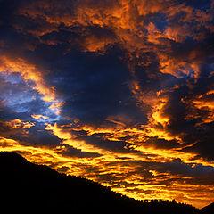 """фото """"Sunset On Chatauqua"""""""