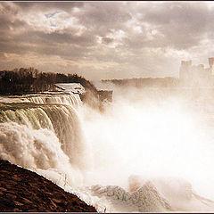 "фото ""Водопад -мыльницей"""