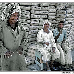 """photo """"Selling Cement"""""""