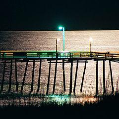 "фото ""Waves of Moonlight"""