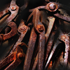 "photo ""Very Old Tools"""