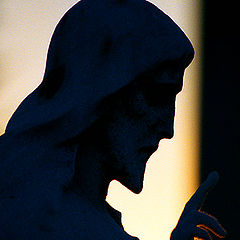 "photo ""Holy Silhouette"""