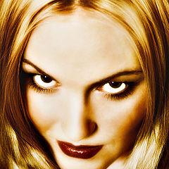 """фото """"Девушка вамп."""""""