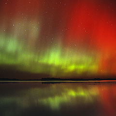 "фото ""The Sky`s on Fire"""