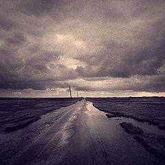"photo ""Danish Landscape"""