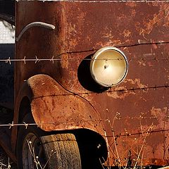 "photo ""Rusty Truck"""