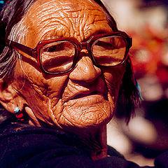 """фото """"Oldwoman-Tibet"""""""