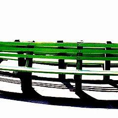 """фото """"Green Bench"""""""