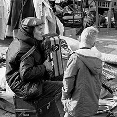 """photo """"Flea Market Blues"""""""