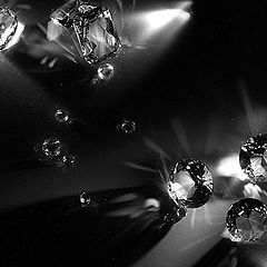 "photo ""Diamonds are Forever"""