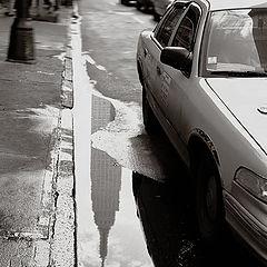 "фото ""New York-Reflection"""