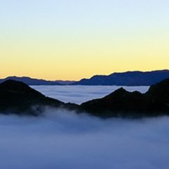 "фото ""Sea of Clouds"""