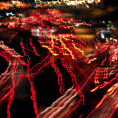 "photo ""Ploenchit Road by Night"""