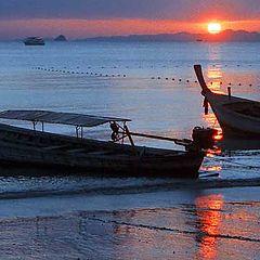 """фото """"Sundown, Ao Nang"""""""
