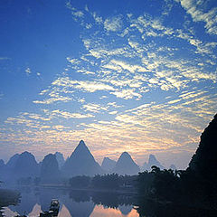 "photo ""Enjoy the Li river"""