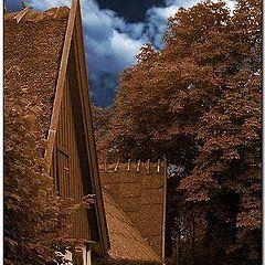 """фото """"An Old Danish House"""""""