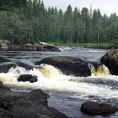 """фото """"Бежит река по камешкам..."""""""