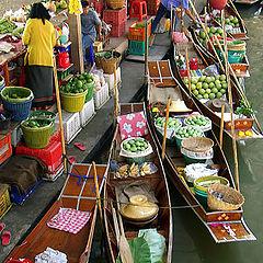 """photo """"Floating Market"""""""