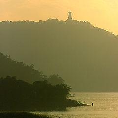 """photo """"Sun Moon Lake"""""""
