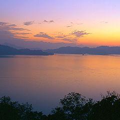 "photo ""Sun Moon Lake (III)"""